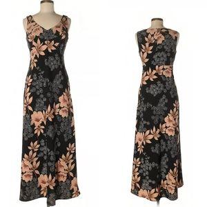 Rampage | Vtg. Y2K Floral Print Dress / Size: 7